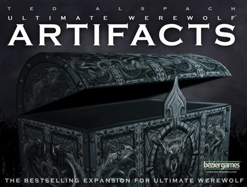 Ultimate Werewolf Artifacts - Cerberus Games
