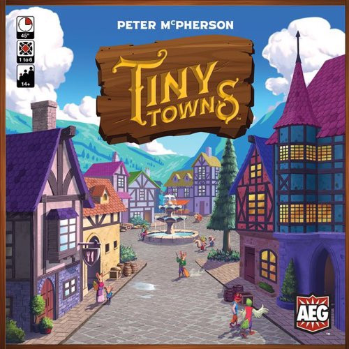 Tiny Towns - Cerberus Games