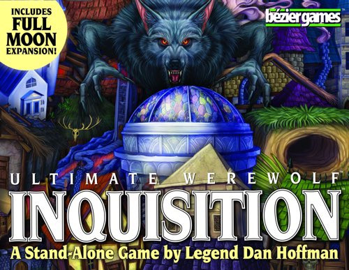 Ultimate Werewolf Inquisition - Cerberus Games
