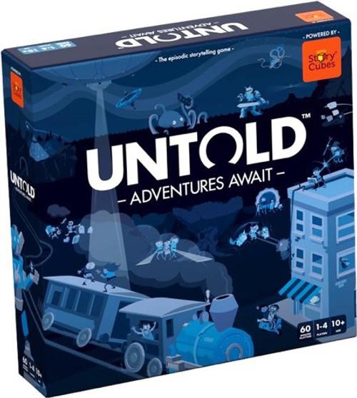 Untold Adventures Await - Cerberus Games