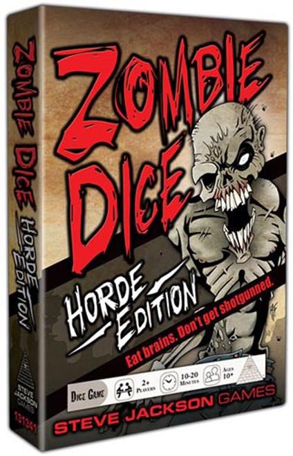 Zombie Dice Horde Edition - Cerberus Games