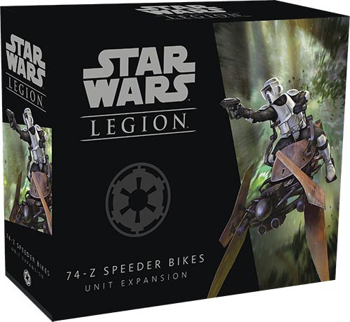 Star Wars Legion Expansion Wave 1 74-Z Speeder Bikes - Cerberus Games
