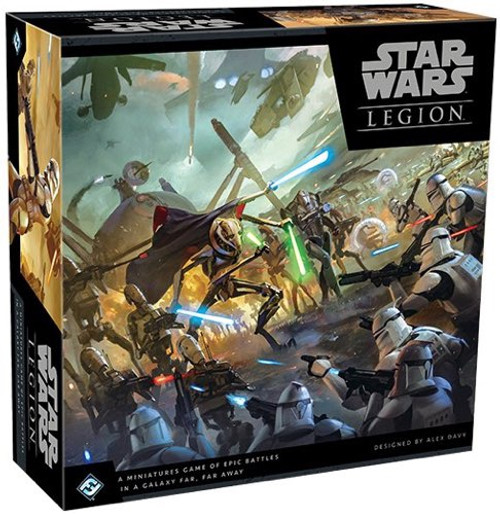 Star Wars Legion Core Set Clone Wars - Cerberus Games