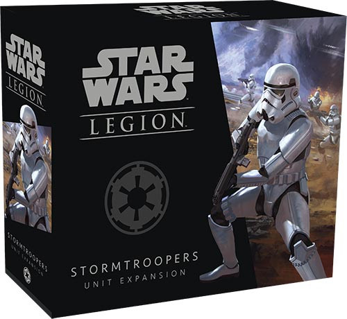 Star Wars Legion Expansion Wave 1 Stormtroopers - Cerberus Games