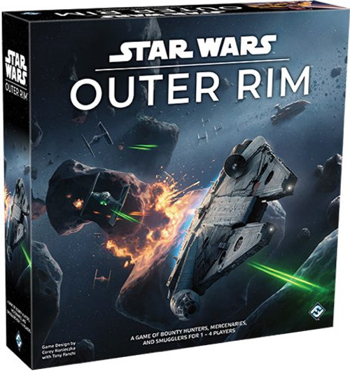 Star Wars Outer Rim - Cerberus Games