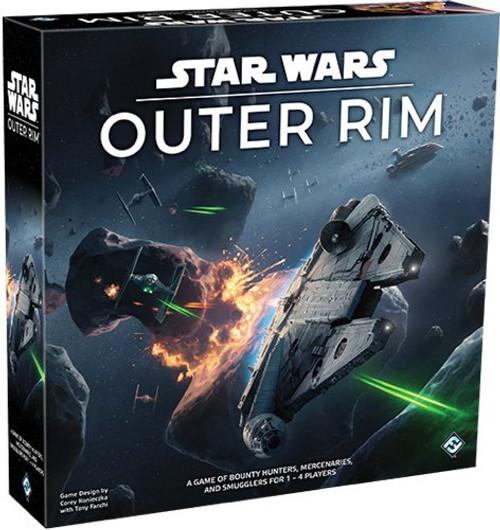 Star Wars Outer Rim - Cerberus Games