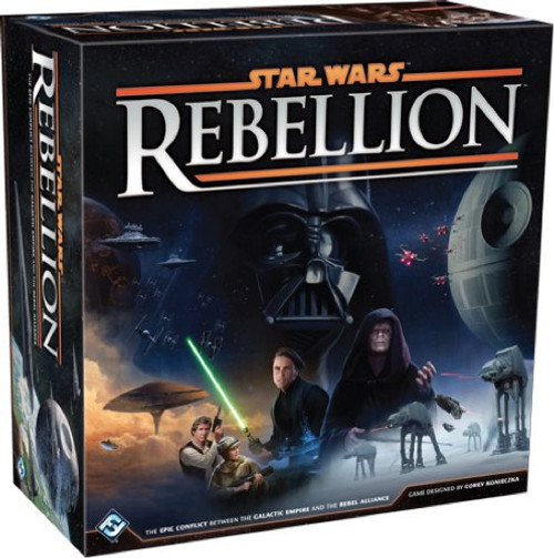 Star Wars Rebellion - Cerberus Games