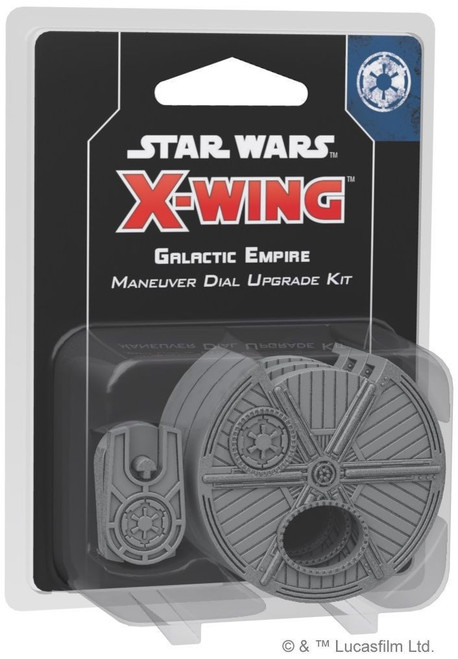 Star Wars X-Wing Expansion Dial Galactic Empire Maneuver Dial Upgrade Kit - Cerberus Games