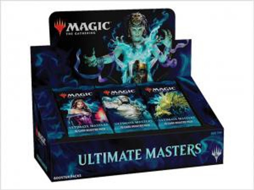 Ultimate Masters Booster Box - Cerberus Games