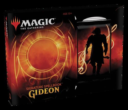 Signature Spellbook Gideon - Cerberus Games
