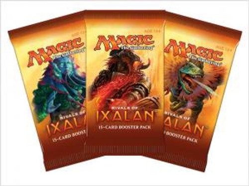 Rivals of Ixalan Booster Pack - Cerberus Games