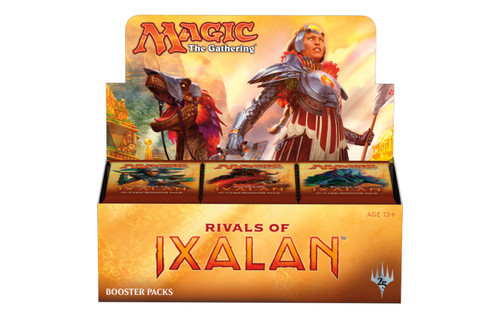 Rivals of Ixalan Booster Box - Cerberus Games