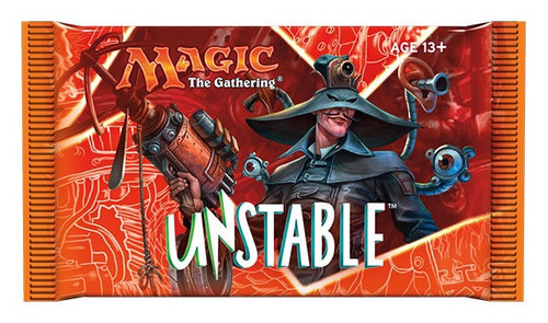 Unstable Booster Pack - Cerberus Games