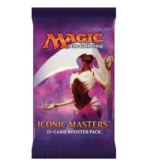 Iconic Masters Booster Pack - Cerberus Games