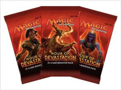 Hour of Devastation Booster Pack - Cerberus Games