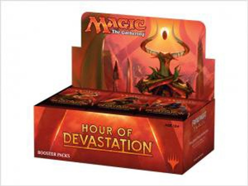 Hour of Devastation Booster Box - Cerberus Games