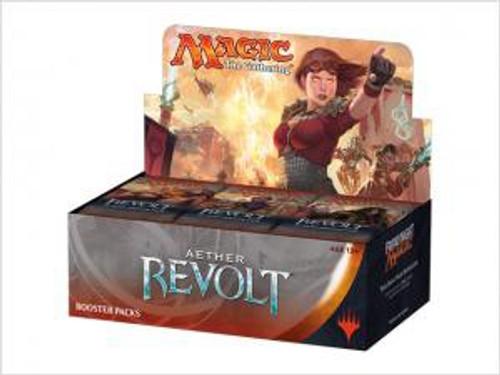 Aether Revolt Booster Box - Cerberus Games