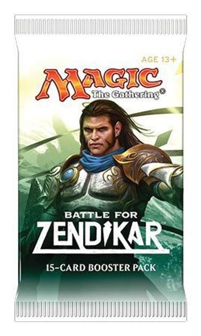 Battle for Zendikar Booster Pack - Cerberus Games