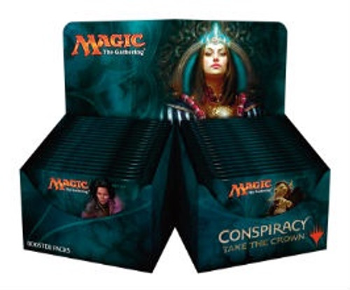 Conspiracy Take the Crown Booster Box - Cerberus Games