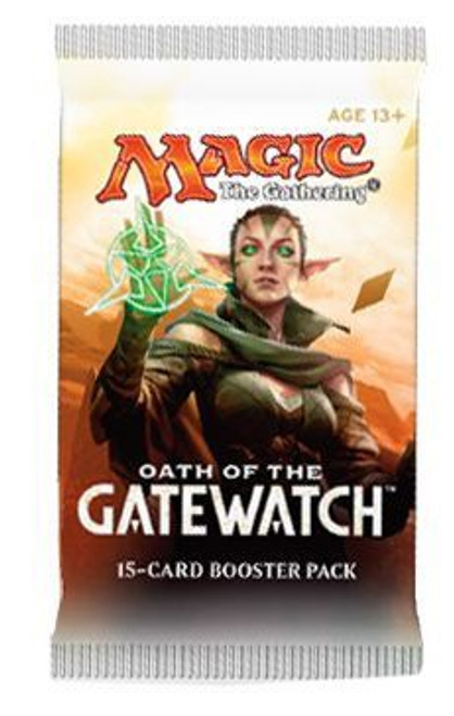 Oath of the Gatewatch Booster Pack - Cerberus Games