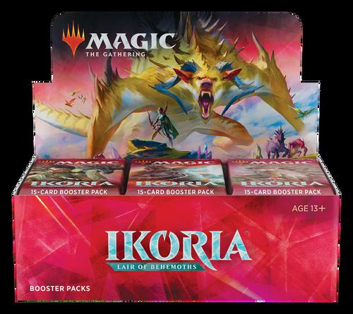 Ikoria Lair of Behemoths Draft Booster Box - Cerberus Games