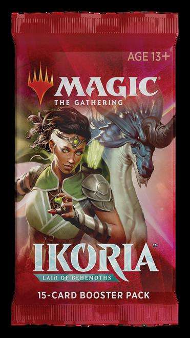 Ikoria Lair of Behemoths Draft Booster Pack - Cerberus Games