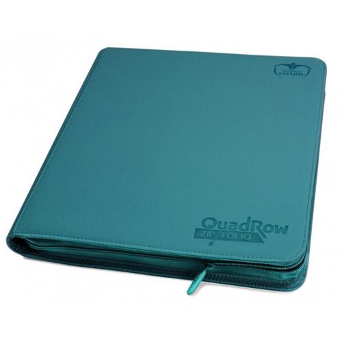 Ultimate Guard Zipfolio Quadrow 12 Pocket - Cerberus Games