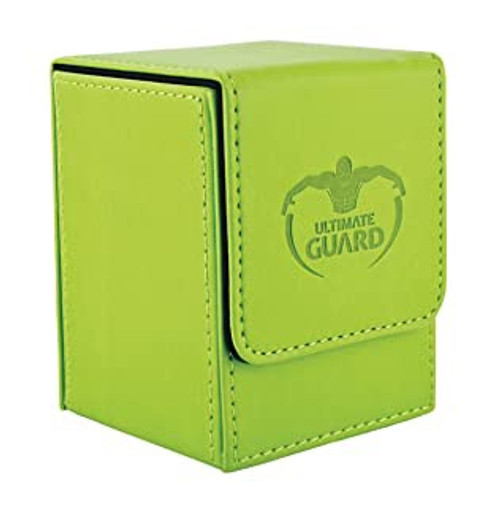 Ultimate Guard Deck Case Leatherette Flip 100+ - Cerberus Games