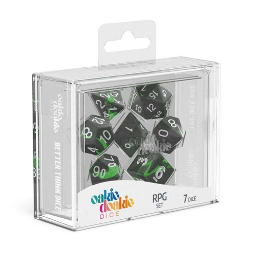 Oakie Doakie Dice Enclave RPG Set - Cerberus Games