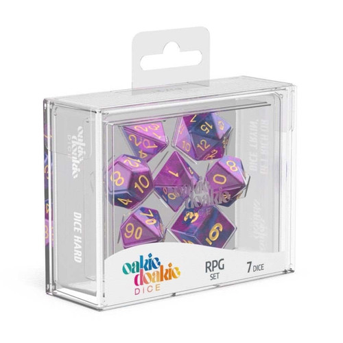 Oakie Doakie Dice Gemidice RPG Set - Cerberus Games