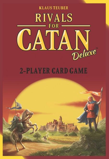 Rivals for Catan Deluxe - Cerberus Games