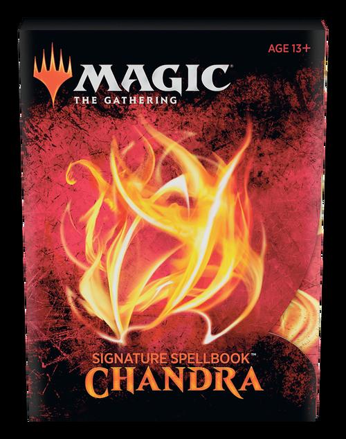 Signature Spellbook: Chandra - Cerberus Games