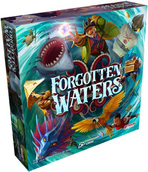 Forgotten Waters - Cerberus Games