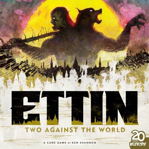 Ettin Two Against the World - Cerberus Games
