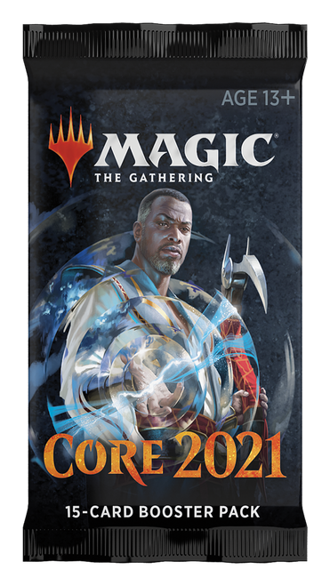 Core Set 2021 Draft Booster Pack - Cerberus Games
