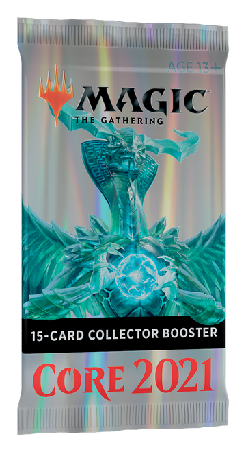 Core Set 2021 Collector Booster Pack - Cerberus Games