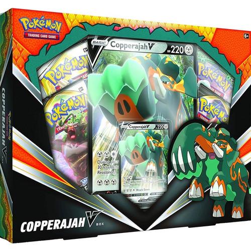 Copperajah V Box Set - Cerberus Games