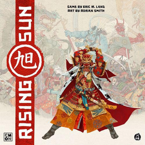 Rising Sun - Cerberus Games