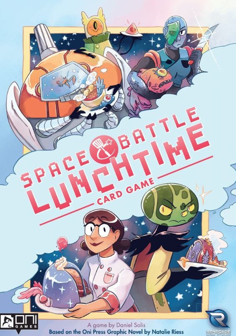 Space Battle Lunchtime - Cerberus Games