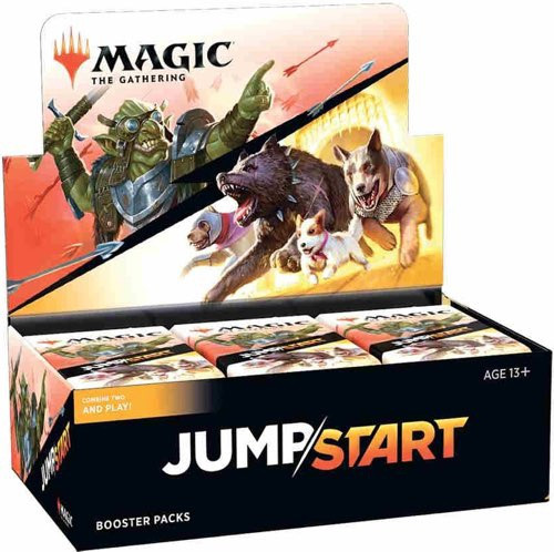 Jumpstart Booster Box - Cerberus Games