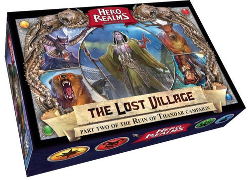 Hero Realms Expansion The Lost Village Campaign Deck - Cerberus Games