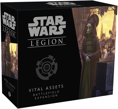 Star Wars Legion Expansion Wave 10 Vital Assets