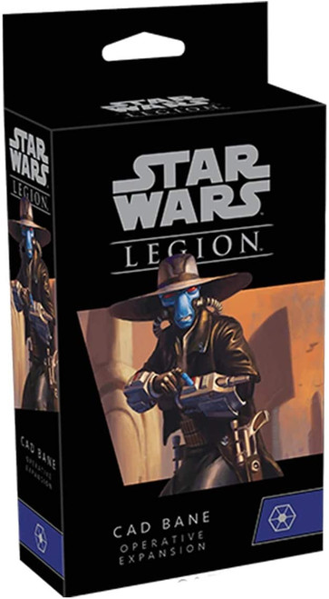 Star Wars Legion Expansion Wave 10 Cad Bane