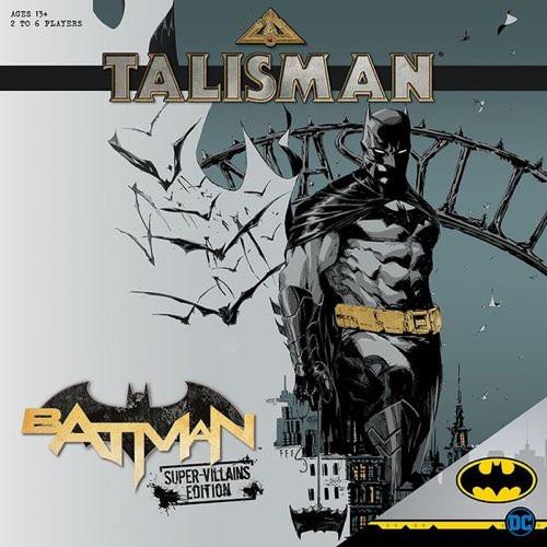 Batman Talisman Super Villains Edition - Cerberus Games