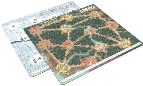 Root Fall/Winter Playmat - Cerberus Games