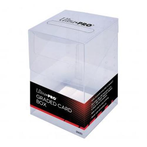 Ultrapro Storage Box Graded Cards 10ct