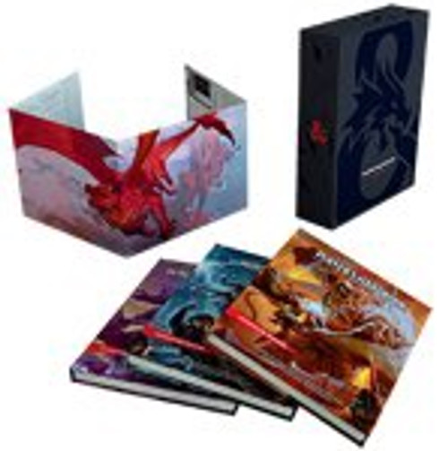 Dungeons & Dragons 5th Edition Gift Set