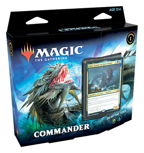 Commander Legends Commander Deck