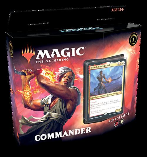 Magic: The Gathering Commander Legends Arm for Battle Commander Deck
