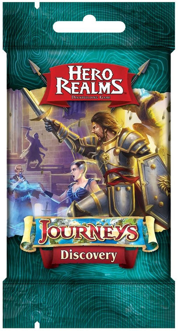 Hero Realms Expansion Journeys Discovery